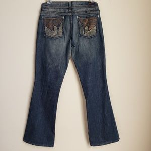 Citizens of Humanity Paloma flare jeans